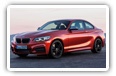 BMW 2-series cars desktop wallpapers 4K Ultra HD