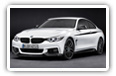 BMW 4-series cars desktop wallpapers 4K Ultra HD