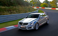 Cadillac ATS EU-spec car wallpapers 4K Ultra HD