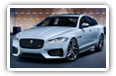 Jaguar XF cars desktop wallpapers 4K Ultra HD