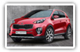 Kia Sportage cars desktop wallpapers 4K Ultra HD