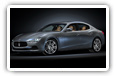 Maserati Ghibli cars desktop wallpapers 4K Ultra HD