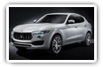 Maserati Levante cars desktop wallpapers 4K Ultra HD