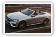 Mercedes-Benz E-class Cabriolet cars desktop wallpapers 4K Ultra HD
