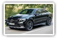 Mercedes-Benz GLC-class Coupe cars desktop wallpapers 4K Ultra HD