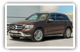 Mercedes-Benz GLC-class cars desktop wallpapers 4K Ultra HD