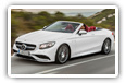 Mercedes-Benz S-class Cabriolet cars desktop wallpapers 4K Ultra HD