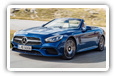 Mercedes-Benz SL-class cars desktop wallpapers 4K Ultra HD