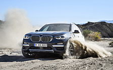 Off Road 4x4 car BMW X3 xDrive30d xLine wallpapers 4K Ultra HD