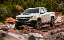 Off Road 4x4 car Chevrolet Colorado ZR2 Extended Cab Duramax Diesel wallpapers 4K Ultra HD