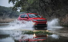 Off Road 4x4 car Jeep Compass Latitude wallpapers 4K Ultra HD