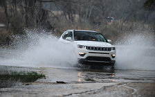 Off Road 4x4 car Jeep Compass Limited wallpapers 4K Ultra HD