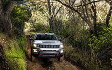 Off Road 4x4 car Jeep Compass Trailhawk wallpapers 4K Ultra HD