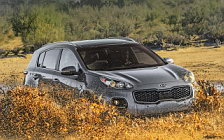 Off Road 4x4 car Kia Sportage EX wallpapers 4K Ultra HD