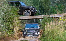 Off Road 4x4 car Mercedes-Benz G500 wallpapers 4K Ultra HD