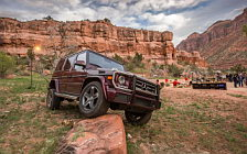 Off Road 4x4 car Mercedes-Benz G550 wallpapers 4K Ultra HD