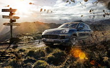 Off Road 4x4 car Porsche Cayenne S wallpapers 4K Ultra HD