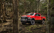 Off Road 4x4 car Ram 2500 Power Wagon Crew Cab wallpapers 4K Ultra HD