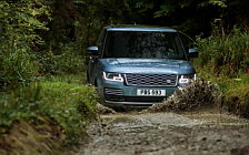 Off Road 4x4 car Range Rover Autobiography wallpapers 4K Ultra HD