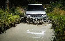 Off Road 4x4 car Range Rover Autobiography P400e LWB wallpapers 4K Ultra HD