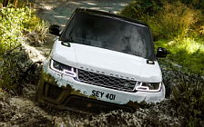 Off Road 4x4 car Range Rover Sport P400e Autobiography wallpapers 4K Ultra HD