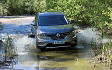 Off Road 4x4 car Renault Koleos wallpapers 4K Ultra HD
