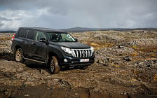 Off Road 4x4 car Toyota Land Cruiser Prado wallpapers 4K Ultra HD
