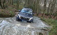 Off Road 4x4 car Toyota Land Cruiser UK-spec wallpapers 4K Ultra HD