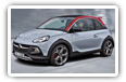 Opel Adam cars desktop wallpapers 4K Ultra HD