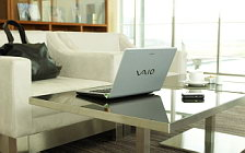 Notebook Sony Vaio wallpapers 4K Ultra HD