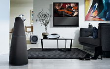 Bang & Olufsen BeoVision 10 40 with BeoLab 9 BeoLab 2 BeoCenter 2 and Beo6 wallpapers 4K Ultra HD