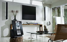 Bang & Olufsen BeoVision 10 46 with BeoLab 6002 and BeoLab 11 BeoCom 6000 BeoCom 1 BeoSound 3200 Beo 6 wallpapers 4K Ultra HD