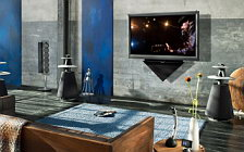 Bang & Olufsen BeoVision 4 65 with BeoLab 10 and BeoSound 9000 and BeoLab 5 and BeoCom 2 and Beo6 wallpapers 4K Ultra HD