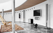 Bang & Olufsen BeoVision 4 with BeoLab 1 BeoSystem 2 and BeoLab 2 wallpapers 4K Ultra HD