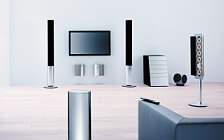 Bang & Olufsen BeoVision 4 with BeoSystem 1 BeoLab 1 BeoSound 9000 BeoLab 4000 BeoLab 2 and BeoLab 6000 wallpapers 4K Ultra HD