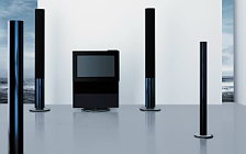 Bang & Olufsen BeoVision Avant in a DSS set up wallpapers 4K Ultra HD