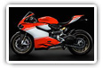 Ducati 1199 Superleggera motorcycles desktop wallpapers 4K Ultra HD