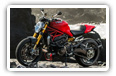 Ducati Monster 1200 S motorcycles desktop wallpapers 4K Ultra HD
