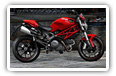 Ducati Monster 796 motorcycles desktop wallpapers 4K Ultra HD