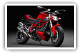 Ducati Streetfighter 848 motorcycles desktop wallpapers 4K Ultra HD
